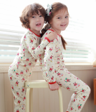 Organic 20_s frice winter pajamas