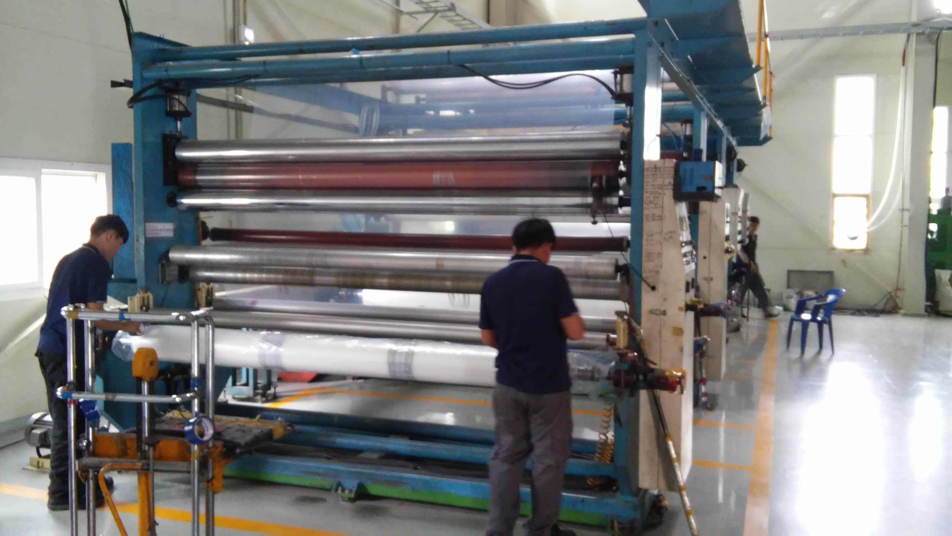Automation packaging film