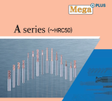 Mega+ DMAH Type (~HRC 50)