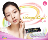 One day color lens-Dreambeau NADIA