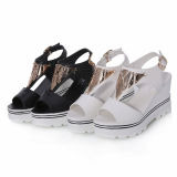 Wedge Sandals Summer Casual Slippers For Woman