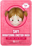 SNP SHY BRIGHTENING EMOTION MASK
