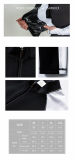 Hotsuit RT Jacket Round neck  zipper Sauna suit Jacket