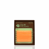 NEICHA FLUORESCENT ORANGE LASH
