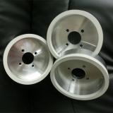 cup-shaped vitrified diamond grinding wheel