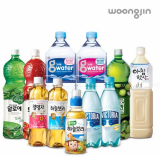 Woongjin Nature_s Fruit _ Vegetable Juice_ Soft Drink_ Aloe