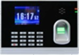 ZKS Group iColor7 TFT Color Fingerprint Time Attendance and Simple Access Control System