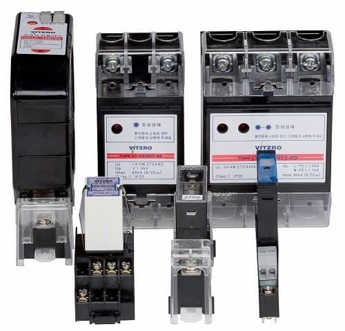SPD- Surge Protective Device-surge suppressor