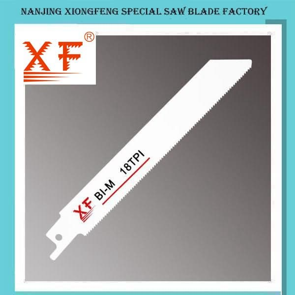 150mm Reciprocating_Sabre Saw Blade for Metal