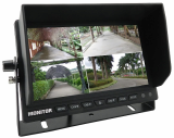 7 Inch Digital Quad Monitor