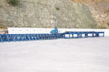Automatic Rebar Cutting Line