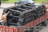 supplier of track undercarriage track system