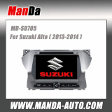 Car dvd player for Suzuki Alto auto parts