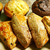 Coffee shop bakery_ Restaurant brunch_ frozen precook scone