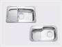 Stainless Steel Sink (Pocket Under Sink (Inset))