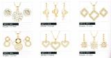Diverse designed fashion earrings