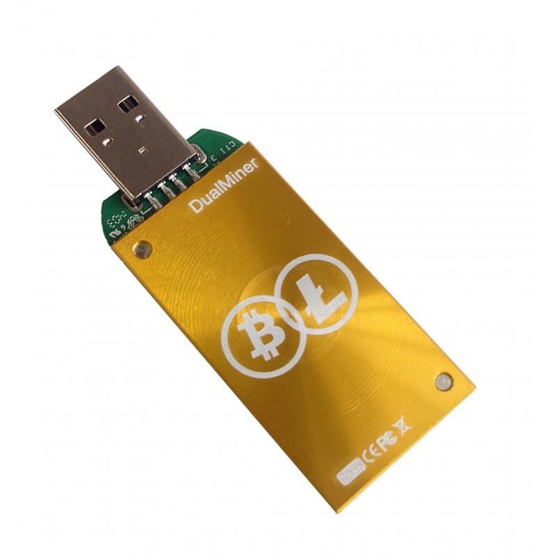 Gridseed USB Dualminer 70kh/s ASIC Scrypt Miner   tradekorea