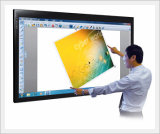 LCD Interactive Display (CSLCD-55)