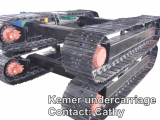 manufacturer of steel crawler undercarriage