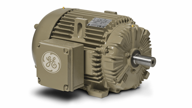 2 general electric motor from a s electric motors co ltd for General electric motor company