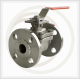 Top Entry Ball Valve, Plant, Oil Pipe (Stainless)