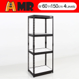 Boltless Shelf Rack steel W60cm 4Layers _ Storage _ shelving