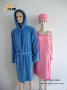 microfiber bathrobe wholesale