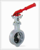 High Performance Butterfly Valve, Lock Lever (Stainless)