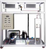 Industrial Refrigeration Demonstrator