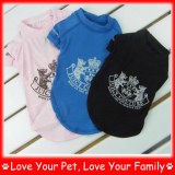 new pet clothing, leisure doggie shirts, cute pet apparel