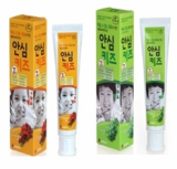 LG Perio Kids natural toothpaste korea products daily