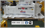 Hydraulic Breaker DW40G _ BOX TYPE
