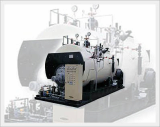 Combination(Flue & Smoke Tube) Steam Boiler