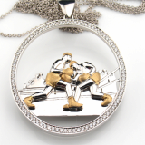 Dream of Champion(pendant, necklace, 925 silver)