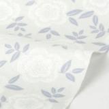 Fabric<Dailylike-144 Snowflower:cottonFlower>