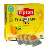 LIPTON Yellow Label Tea 100bags_box_ 2gsm_bag