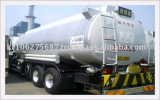 Used Truck -Tank Laurie Daewoo