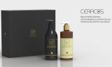 CERACOS Black Shampoo - Color Treatmant