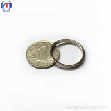 Small Neodymium ring magnets with thin wall