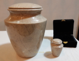 CREMATION URNS_ ASH URNS_ FUNERAL URNS ONYX_ MARBLE STONE