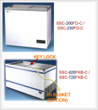 Plug-In : Freezer & Chest Freezer - SSC Series
