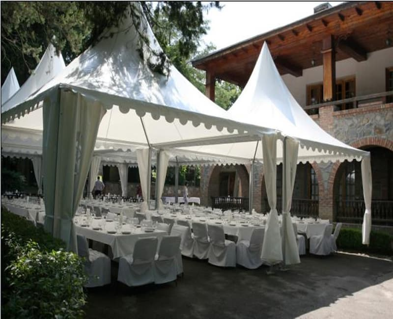 5x5m PVC Tent Chinese Pagoda Tent for Sale & 5x5m PVC Tent Chinese Pagoda Tent for Sale from Guangzhou Event ...