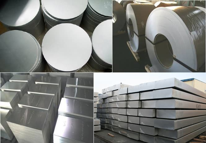 Aluminum Circle_ Strip_ Coil_ Sheet_ Plate from Korea