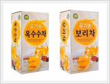 TEASAM Organic Corn Tea/ TEASAM Organic Barley Tea