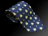 Silk Twill Necktie - Organization wear