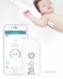 Bluetooth Wearable Thermometer