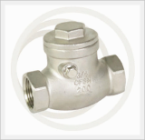 Swing Check Valve, High Performance, (Stainless)-JIS