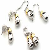 Glove 2(pendant, earring)