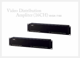 System Equipment - Video Distribution Ampliter (16CH)