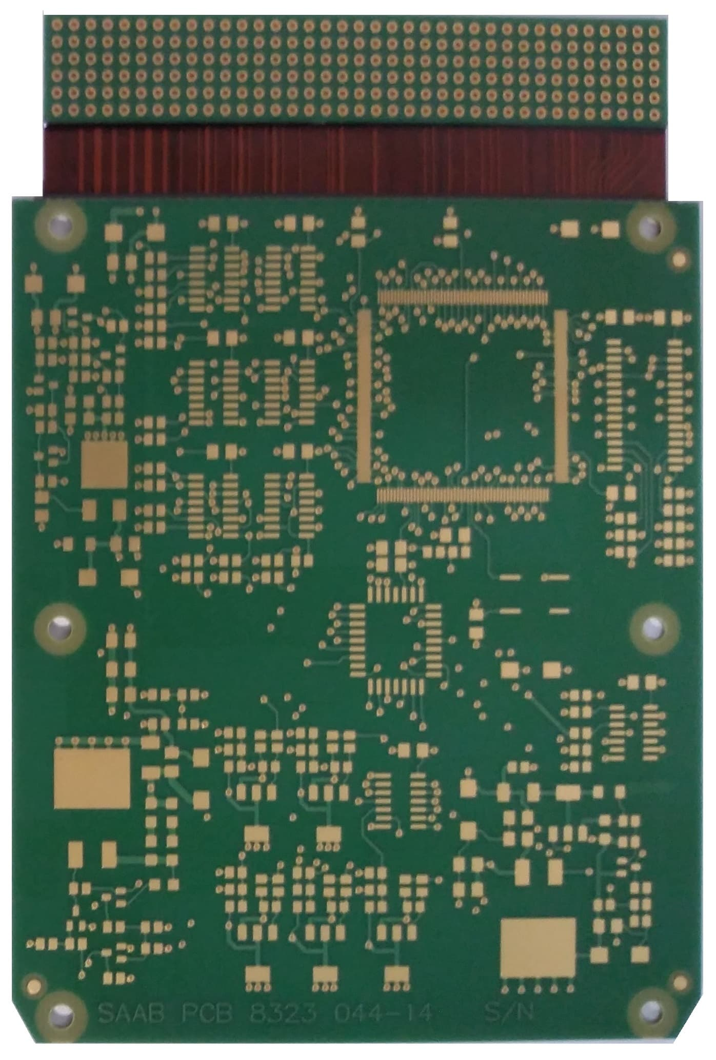 Electrical Equipment Components Telecomspassive Componentspcb China Flexible Printed Circuit Board Fpcb Fpc Rigid Flex Pcb For Car System